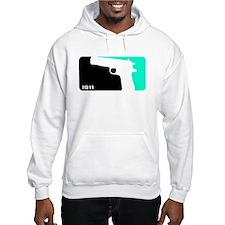 1911 Gun Shirt Hoodie