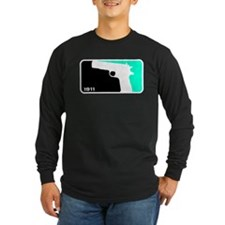 1911 Gun Shirt Long Sleeve T-Shirt