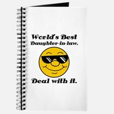 World's Best Daughter-In-Law Humor Journal