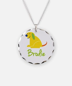 Brodie Loves Puppies Necklace