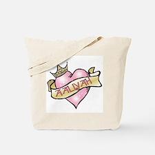 Sweetheart Aaliyah Custom Princess Tote Bag