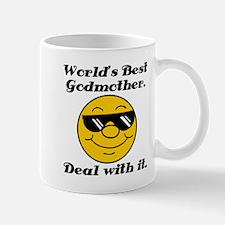 World's Best Godmother Humor Mug