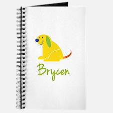 Brycen Loves Puppies Journal