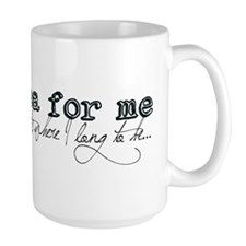 The Sea for Me2 Mug