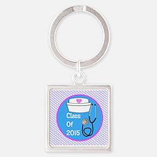 nurse ornament class of 15 PB Keychains