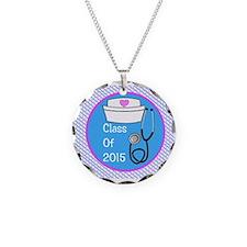 nurse ornament class of 15 PB Necklace