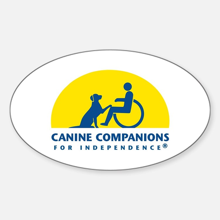 Color Canine Companions Logo Decal
