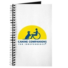 Color Canine Companions Logo Journal