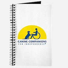 Color Canine Companions Logo Journal