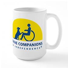 Color Canine Companions Logo Mug