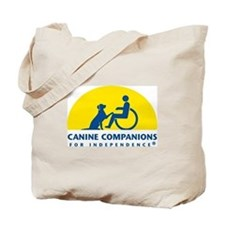 Color Canine Companions Logo Tote Bag
