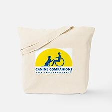 Color Canine Companions Logo Tote Bag