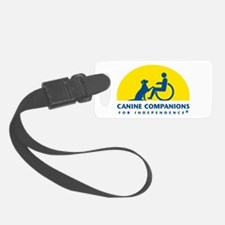 Color Canine Companions Logo Luggage Tag