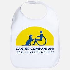 Color Canine Companions Logo Bib