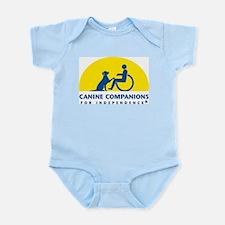 Color Canine Companions Logo Body Suit