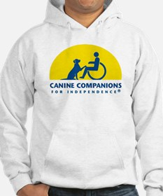 Color Canine Companions Logo Hoodie