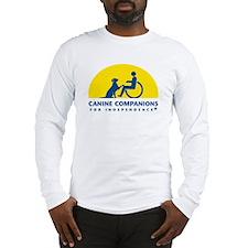Color Canine Companions Logo Long Sleeve T-Shirt