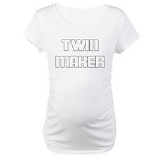 TWIN MAKER WHITE Shirt