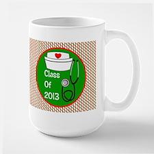 nurse ornament class of 13 Mug