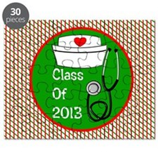 nurse ornament class of 13 Puzzle