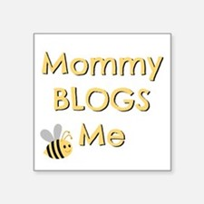Mommy BLOGS Me (Bee) Sticker