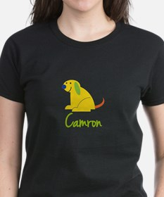 Camron Loves Puppies T-Shirt