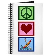 Peace Love Kayaking Journal