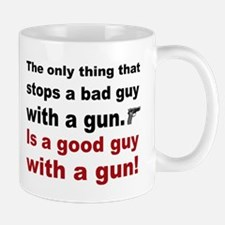 Good Guy with a gun Mug