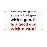 Gun Banners