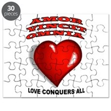 LOVE CONQUERS ALL Puzzle