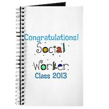 social worker grad congrats Journal