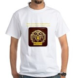 Moorish Mens White T-shirts