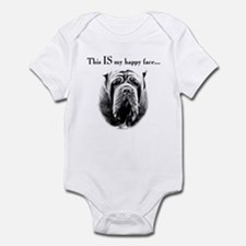 Neo Happy Face Infant Bodysuit