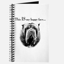 Neo Happy Face Journal