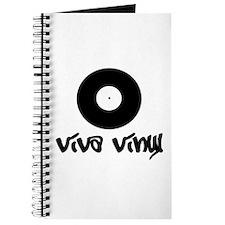 viva vinyl Journal