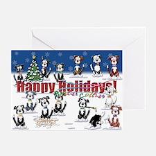Happy BC Holidays Greeting Cards