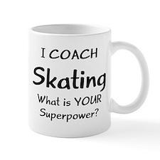 skating coach Mug