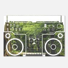 Nature Music Postcards (Package of 8)
