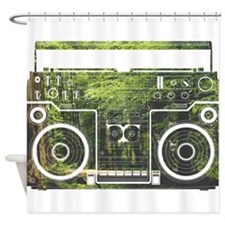 Nature Music Shower Curtain