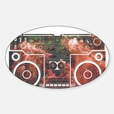 Cosmic Stereo Decal