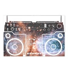 Ghetto Blaster Postcards (Package of 8)