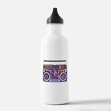 Boom Box Water Bottle