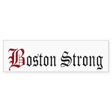 Boston Strong Bumper Sticker