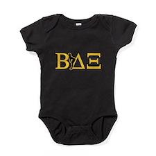 Beta House Fraternity Baby Bodysuit