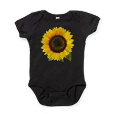Sunflower Baby Bodysuit