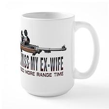 I Still Miss My Ex-Wife Mug