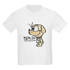 Berlin the Guide Dog Kids T-Shirt