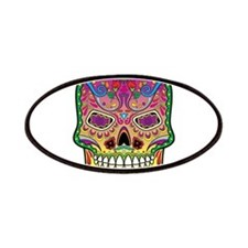 Calavera Patches