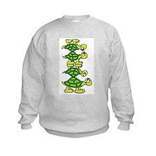 Turtle Stack Sweatshirt