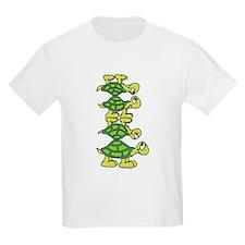 Turtle Stack Kids T-Shirt
